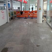 Het Nieuwe Piazza Werkzaamheden